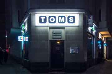 Toms Bar - Nils Gagerrang