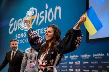 Ukraine: Jamala - ESC Siegerin 2016