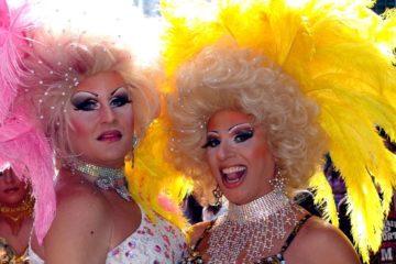 Gay Pride Sao Paulo