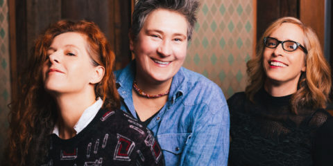 Case/Lang/Veirs - Press Photo