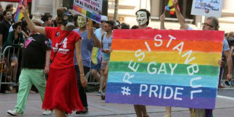 Gay Pride Istanbul 2013