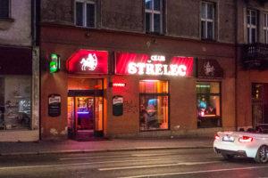 Strelec - Prag