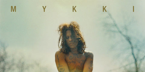 mykki blanco mykki album cover