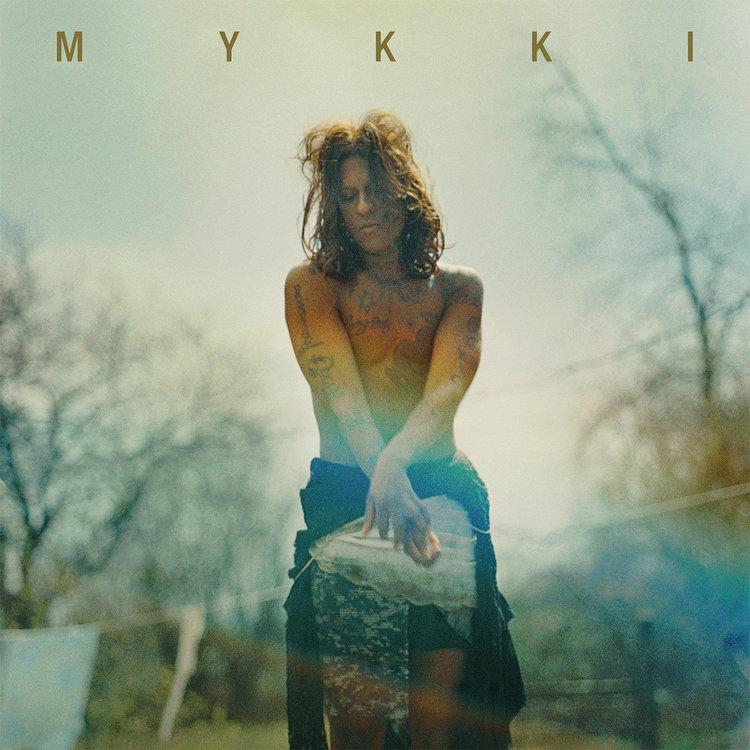 mykki blanco mykki album cover