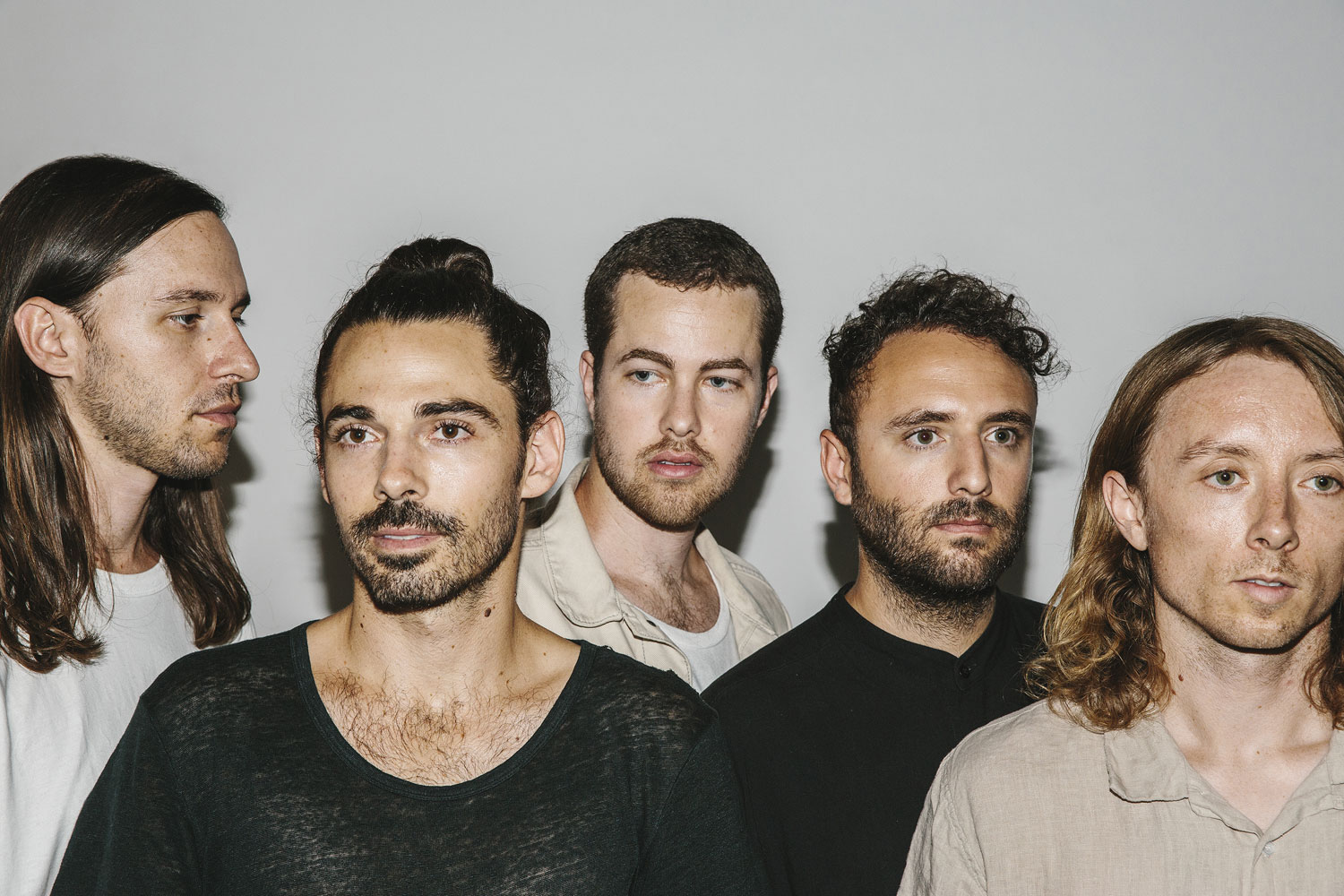 local natives bandfoto