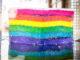 Regenbogen-Torte