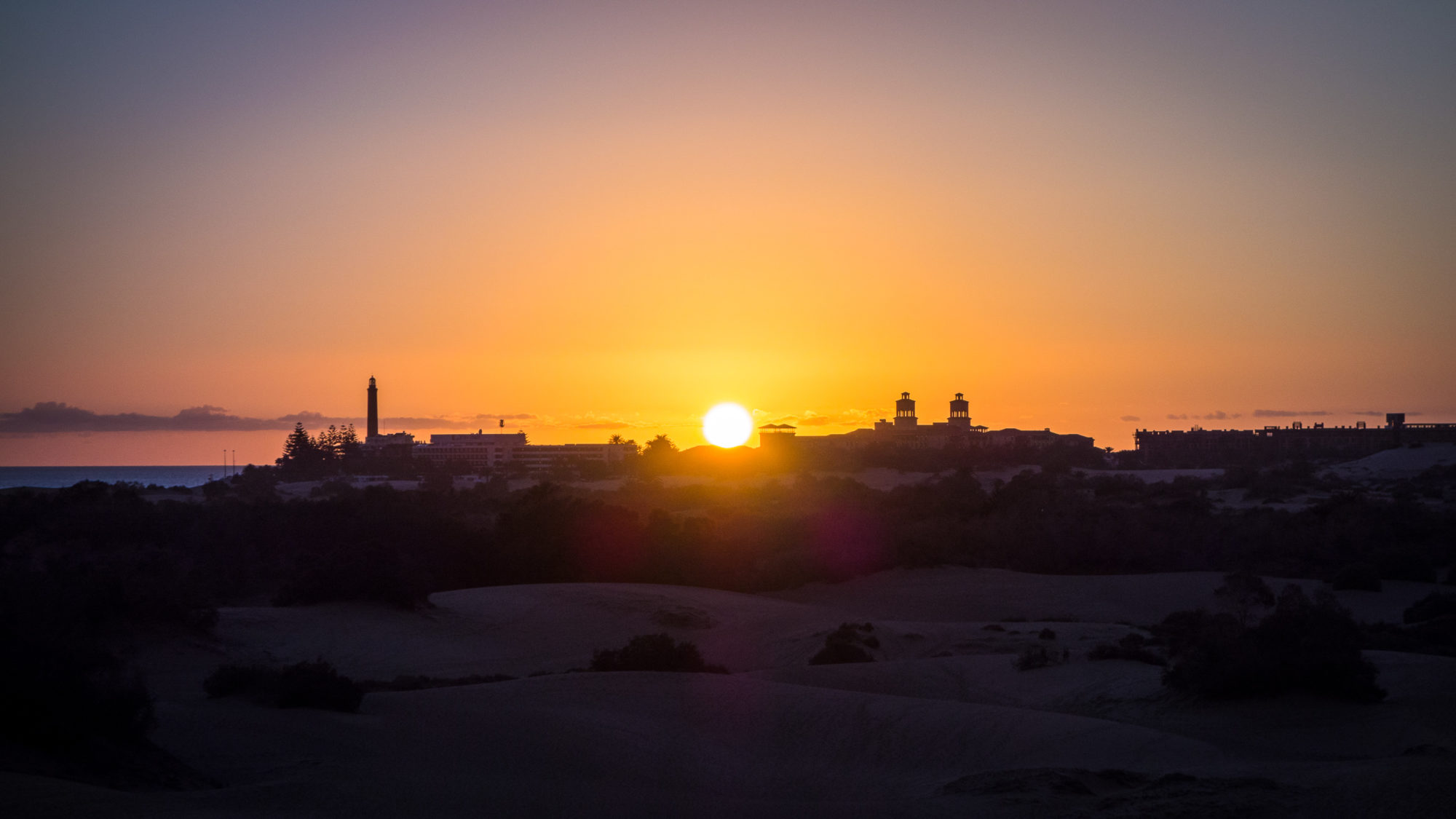 Sunset - Maspalomas