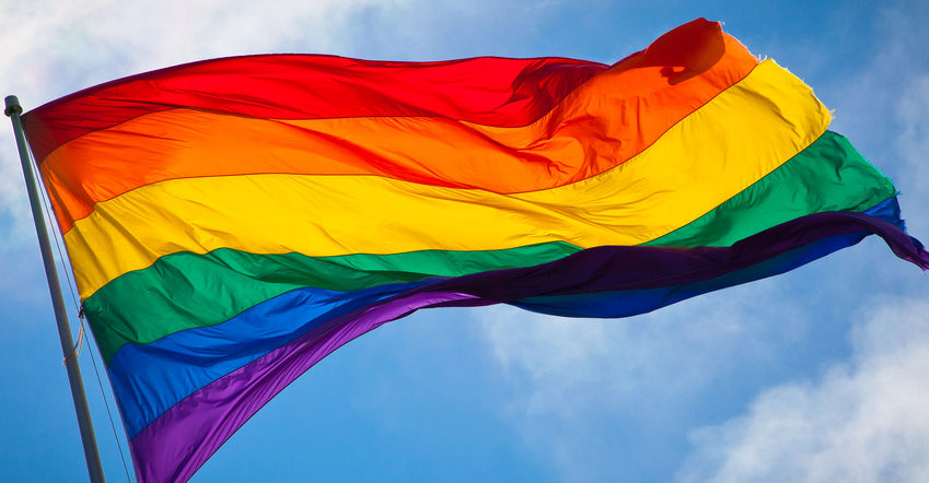 Benson Kua: Rainbow (CC BY SA 2.0) via Flickr
