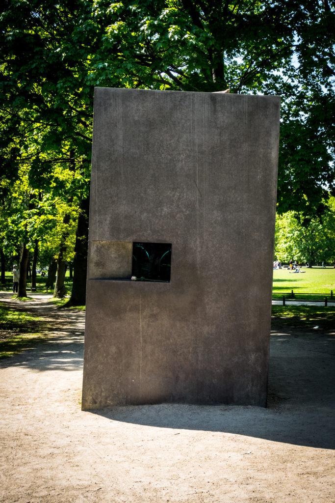 Mahnmal im Berliner Tiergarten - Nils Gagerrang