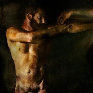 12 La Creación de Adán by Aurelio Monge