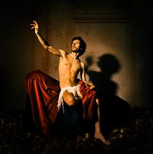 13 La revelación de San Juan by Aurelio Monge