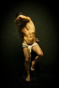 08 Aurelio Monge Michelangelo's slave