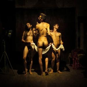 17 The Three Graces by Aurelio Monge